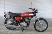カワサキ500SS マッハⅢ