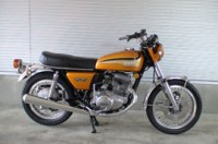 ヤマハスポーツ TX750
